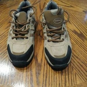 BRAHMA Steel Toe Boots Safety Shoes Size 7